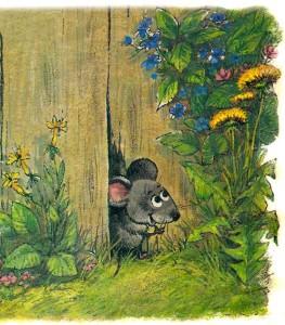 Стихи С.Я. Маршака. Сказка об умном мышонке