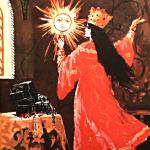 Русские народные сказки. А. Н. Афанасьев. Волшебное зеркальце