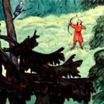 Русские народные сказки. А. Н. Афанасьев. Сказка о Бессчастном стрелке