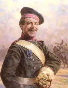 Русские народные сказки. А. Н. Афанасьев. Солдат и разбойник