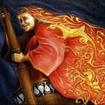 Русские народные сказки. А. Н. Афанасьев. Рассказы о мертвецах