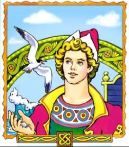 Русские народные сказки. А. Н. Афанасьев. Сказка о Cиле-царевиче и об Ивашке белой рубашке