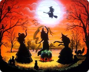 Русские народные сказки. А. Н. Афанасьев. Рассказы о ведьмах
