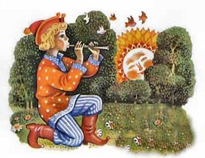 Русские народные сказки. А. Н. Афанасьев. Чудесная дудка