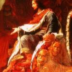 Русские народные сказки (Сказки, изъятые цензурой). А. Н. Афанасьев. О хитрости царя Соломона