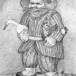 Русские народные сказки. А. Н. Афанасьев. Вороватый мужик