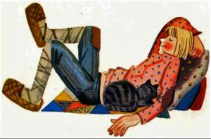 Русские народные сказки. А. Н. Афанасьев. Иванушка-дурачок