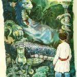 Русские народные сказки. А. Н. Афанасьев. Царевна-змея