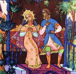 Русские народные сказки. А. Н. Афанасьев. Свиной чехол
