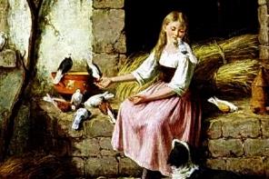 Русские народные сказки. А. Н. Афанасьев. Чернушка