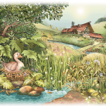Русские народные сказки. А. Н. Афанасьев. Сказка про утку с золотыми яйцами
