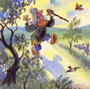 Русские народные сказки. А. Н. Афанасьев. Лихо одноглазое