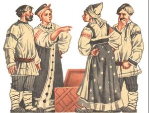 Русские народные сказки. А. Н. Афанасьев. Две доли