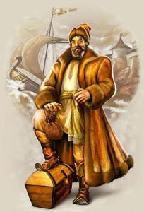 Русские народные сказки. А. Н. Афанасьев. Крест-порука