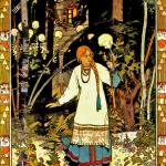 Русские народные сказки. А. Н. Афанасьев. Сказка о Василисе золотой косе, непокрытой Красе, и об Иване-Горохе