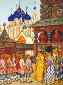 Русские народные сказки. А. Н. Афанасьев. Сказка о семи Семионах