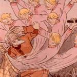 Русские народные сказки. А. Н. Афанасьев. Конь, скатерть и рожок