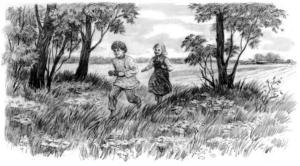 Рассказ Константина Дмитриевича Ушинского. Дети в роще