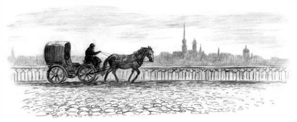 Рассказ Константина Дмитриевича Ушинского. Поездка из столицы в деревню