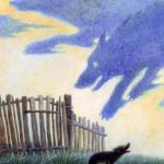 Рассказ Константина Дмитриевича Ушинского. Храбрая собака